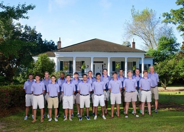4a1f340f0ed9d1 Badger Golf ready to start spring season run - Spring Hill College Athletics
