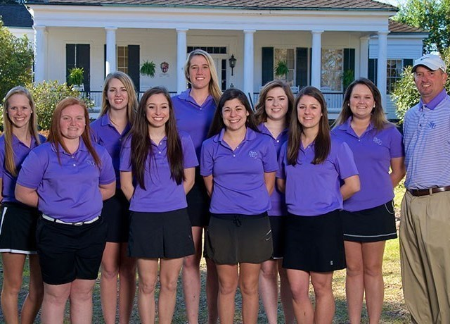 41bf0a968b351c Badger Golf ready to start spring season run. 2014-15 Spring Hill College  Women s Golf Team